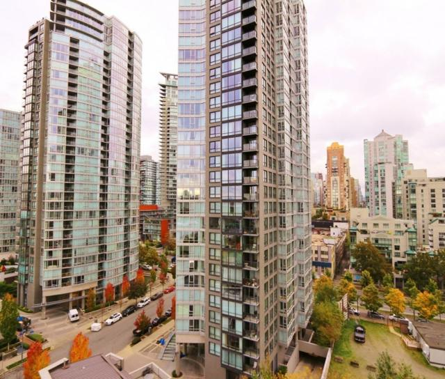 1506 - 455 Beach Avenue, Yaletown, Vancouver West 2