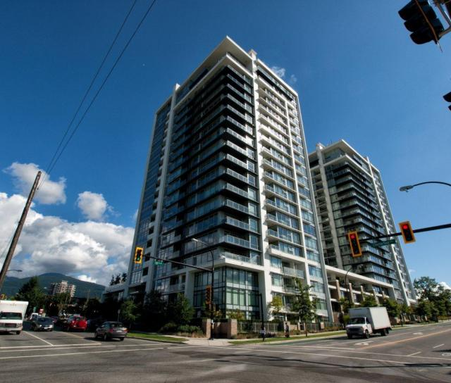 1101 - 1320 Chesterfield Avenue, Central Lonsdale, North Vancouver 2