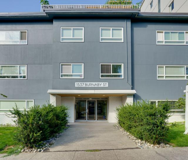 108 - 1537 Burnaby Street, West End VW, Vancouver West 2